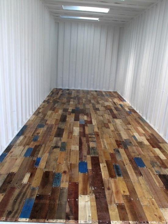 pallet floor